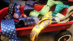 carrito corbatas