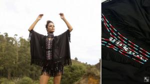Kaftan Masai Highly Preppy. Ángela Serrano