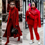 Looks San Valentín 2018. Total red. Ángela Serrano